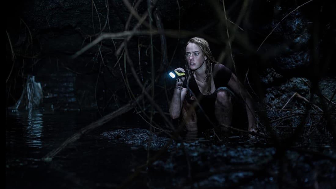 Kaya Scodelario in Crawl (2019).