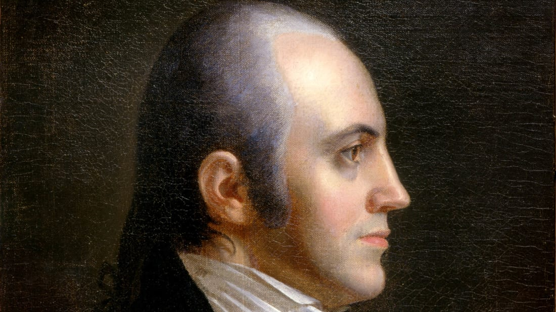 14 Surprising Facts About Aaron Burr | Mental Floss