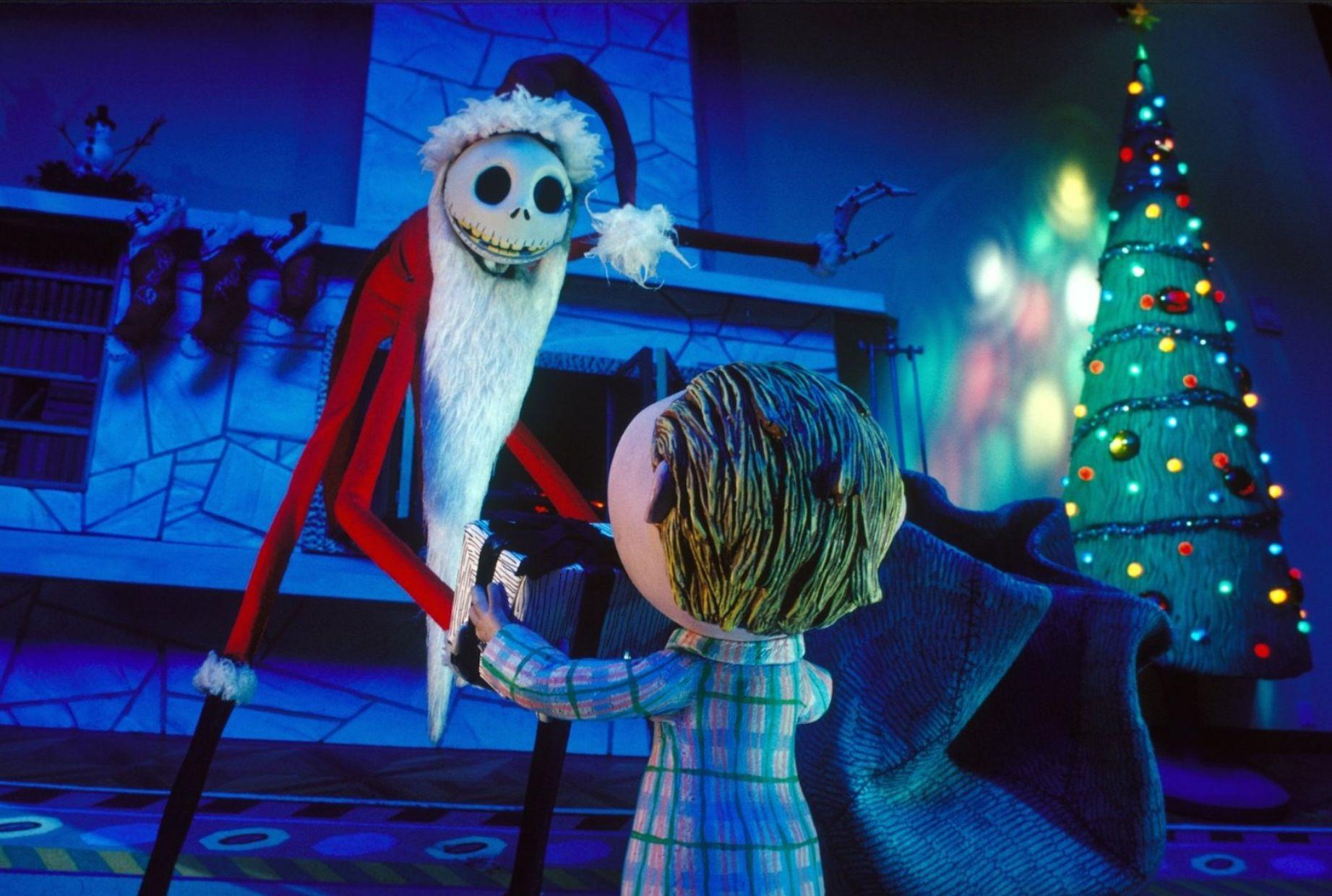 The Nightmare Before Christmas' Movie