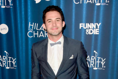 Justin Willman, who performs magic for humans.