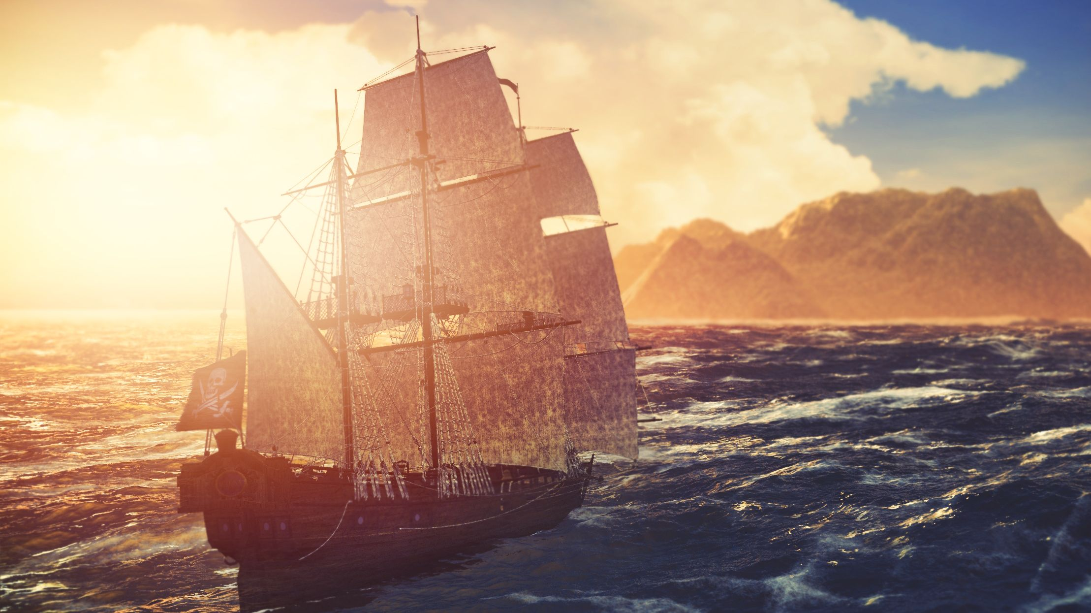 6 Famous Pirate Ships | Mental Floss