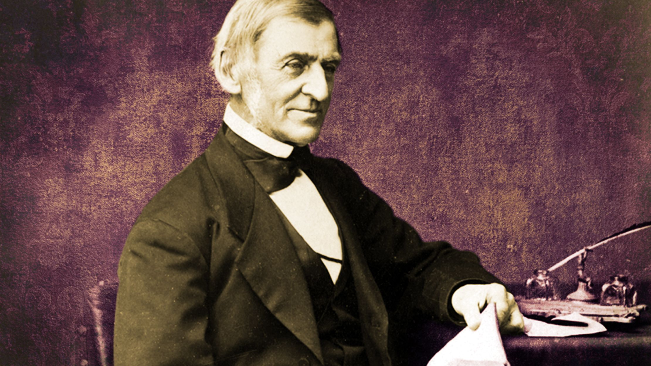 15 Facts about Ralph Waldo Emerson | Mental Floss