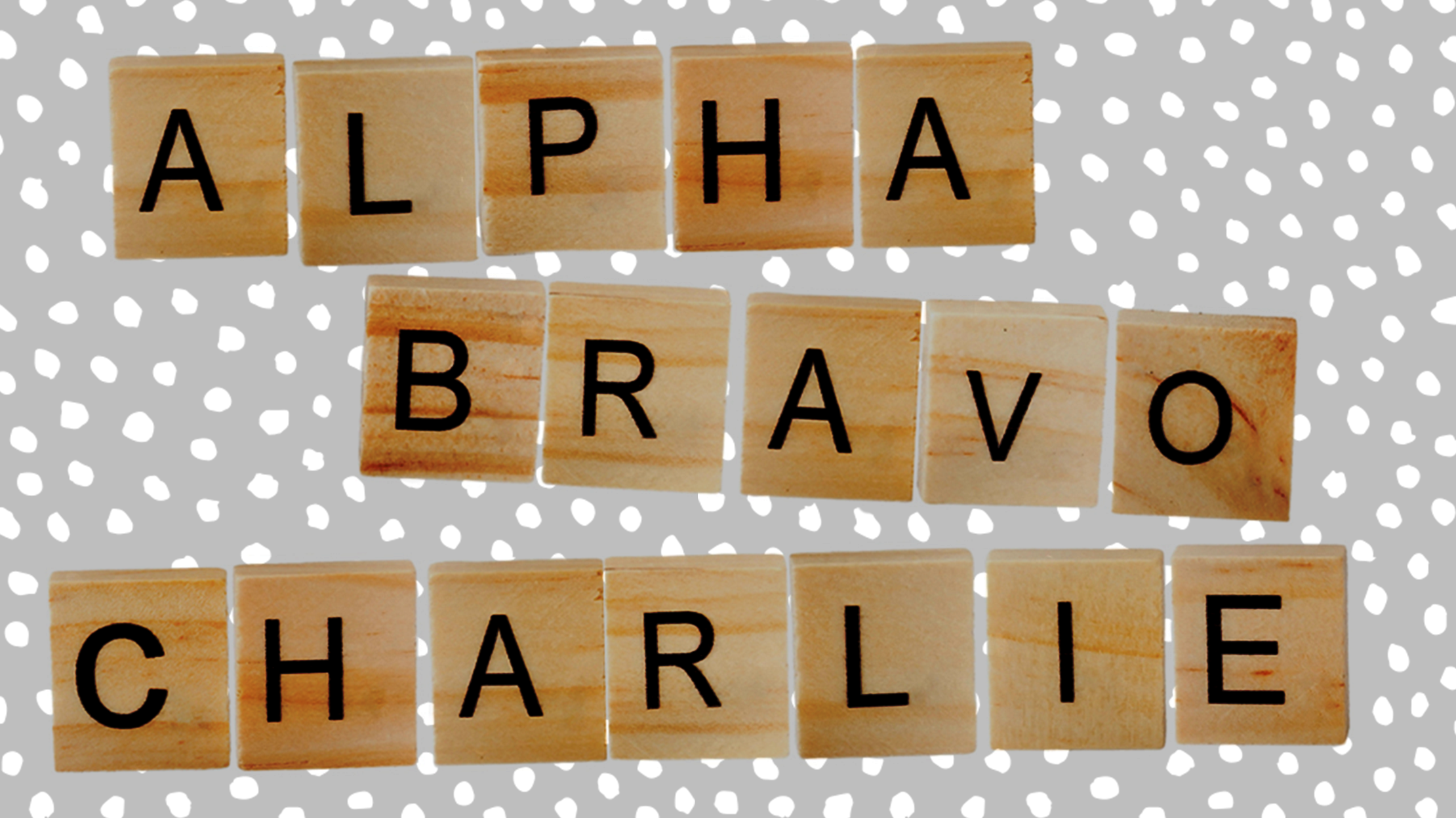 4 Phonetic Alphabets That Didn T Survive Mental Floss