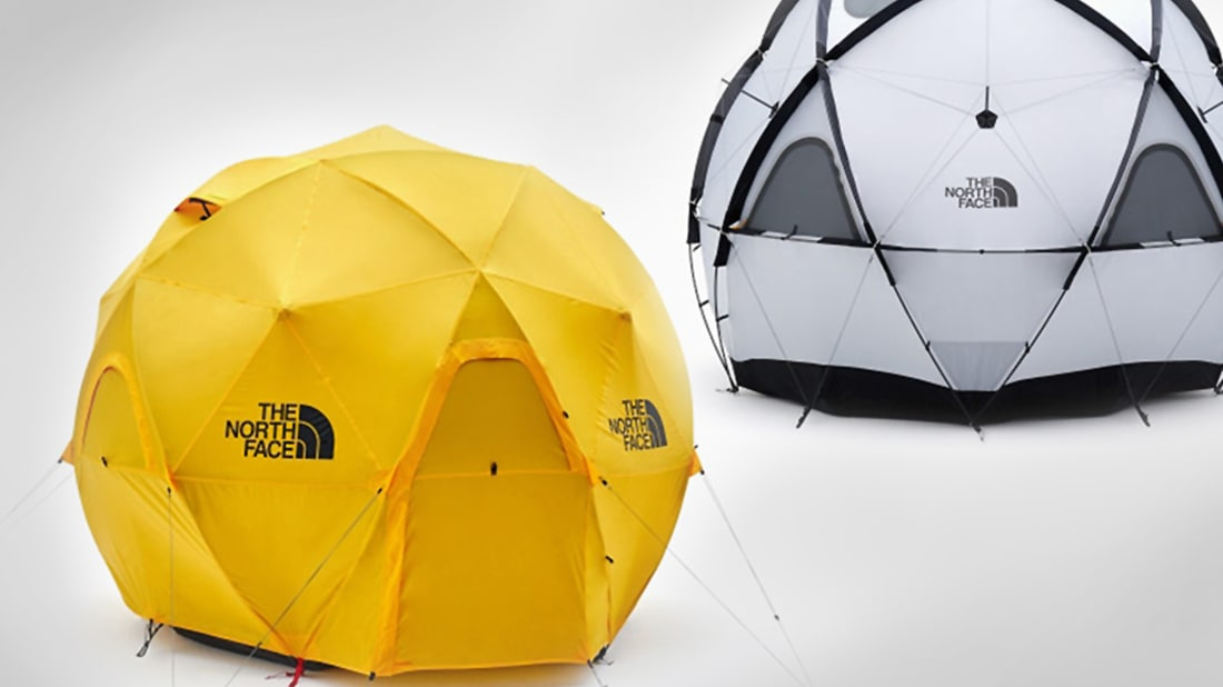 040ce4542 The North Face's New Geodesic Dome Tent Will Protect You in 60 mph ...