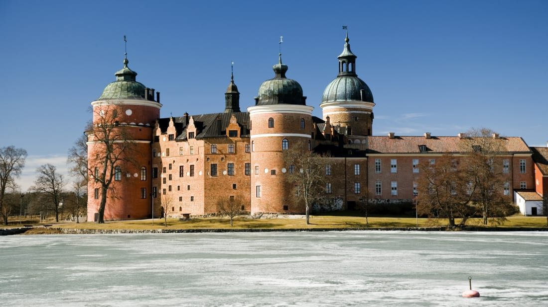 Gripsholm Castle in Sweden