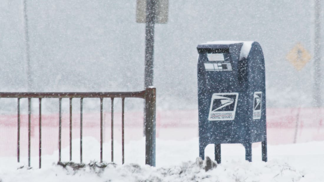 Round Table Late Delivery Policy.Neither Snow Nor Rain Is Not The United States Postal Service S