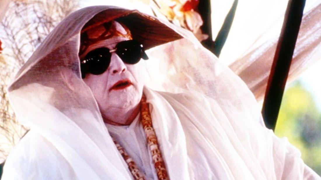 Marlon Brando in The Island of Dr. Moreau (1996)