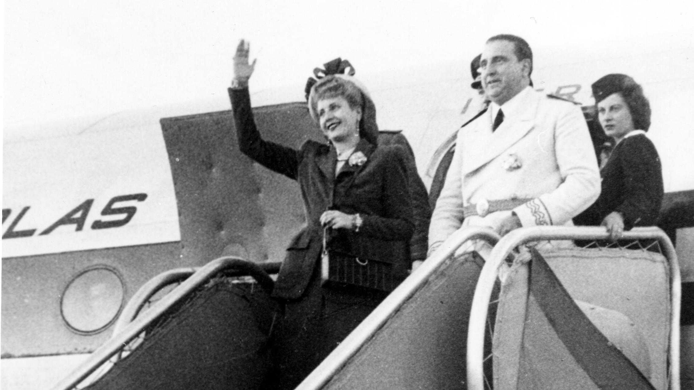 The Story Behind Eva Perón's Secret Lobotomy