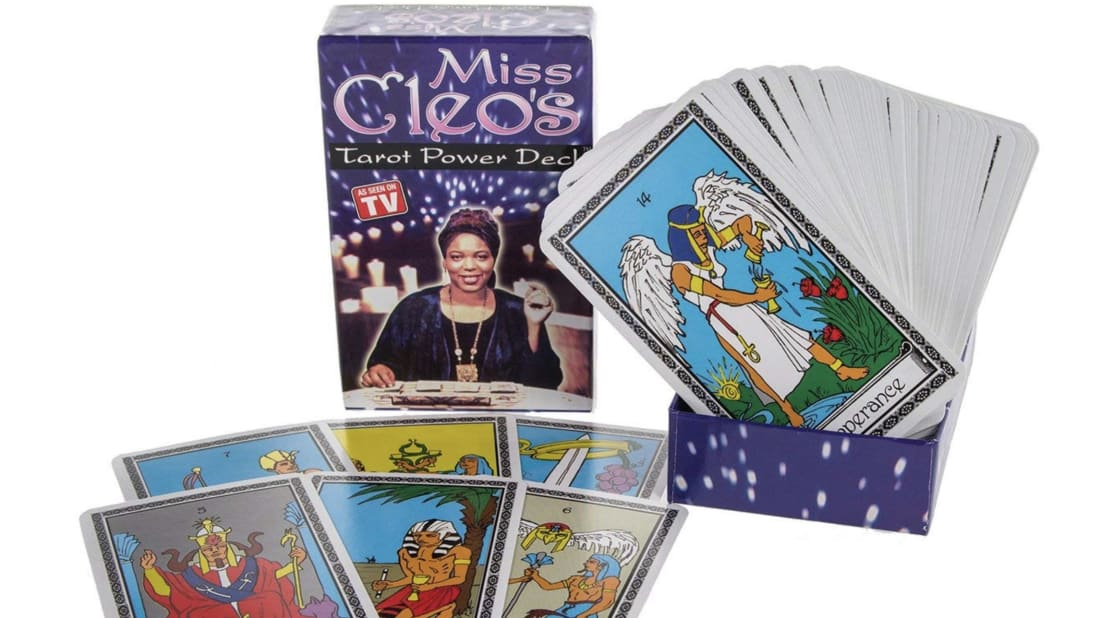 Good Fortune: The Story of Miss Cleo's $1 Billion Psychic