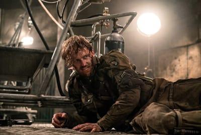Wyatt Russell stars in Overlord (2018).