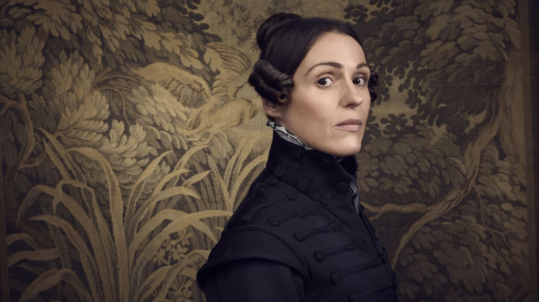 Suranne Jones stars as Anne Lister in HBO's Gentleman Jack.