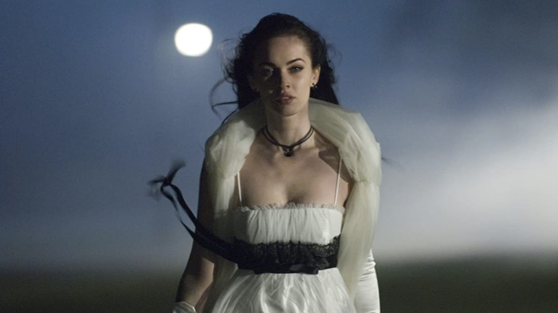 Megan Fox stars in Jennifer's Body (2009).
