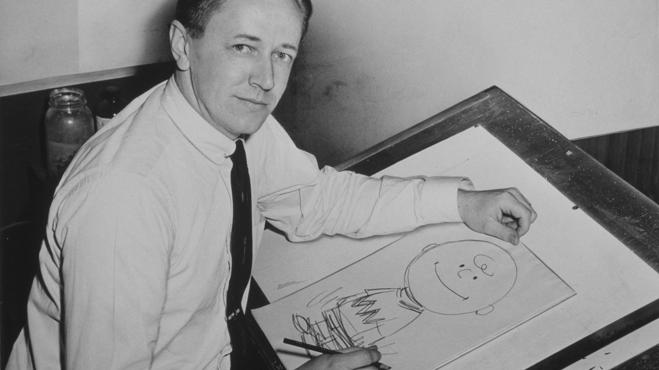 The Reason Adults Are Never Visible in Charles Schulz's Peanuts Comic Strips