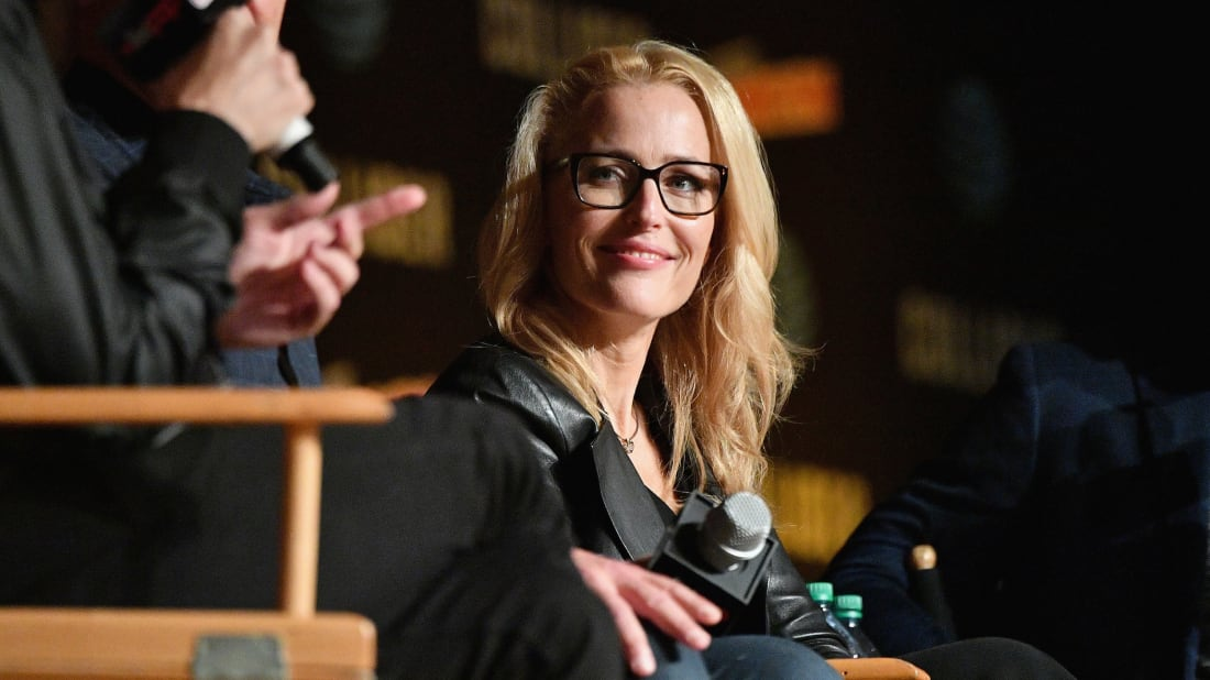 Eight Surprising Reasons Young People >> 11 Surprising Facts About Gillian Anderson Mental Floss