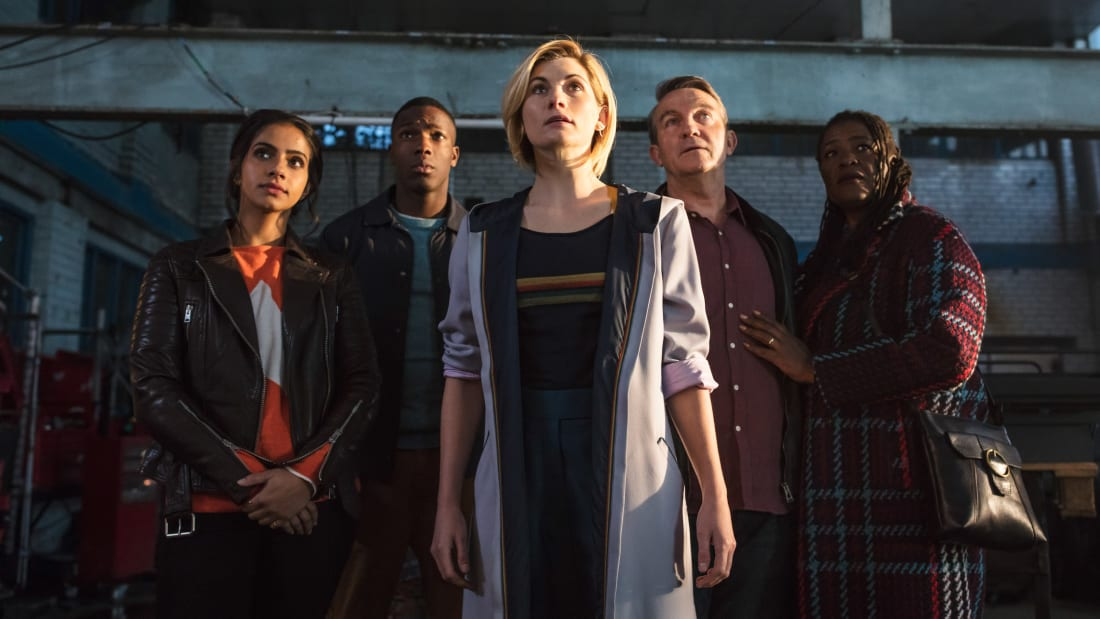 20 Fascinating Facts About Doctor Who