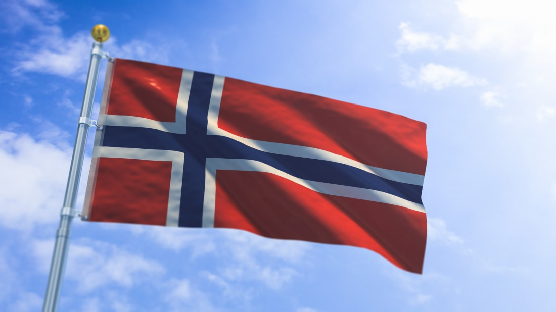 There Are Several Other Flags Hiding Within Norway S Flag