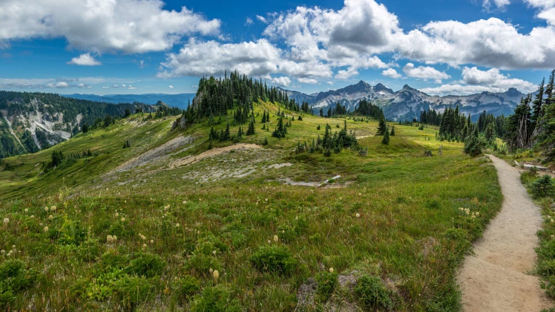 The Pacific Crest Trail is just one of the world's longest treks.