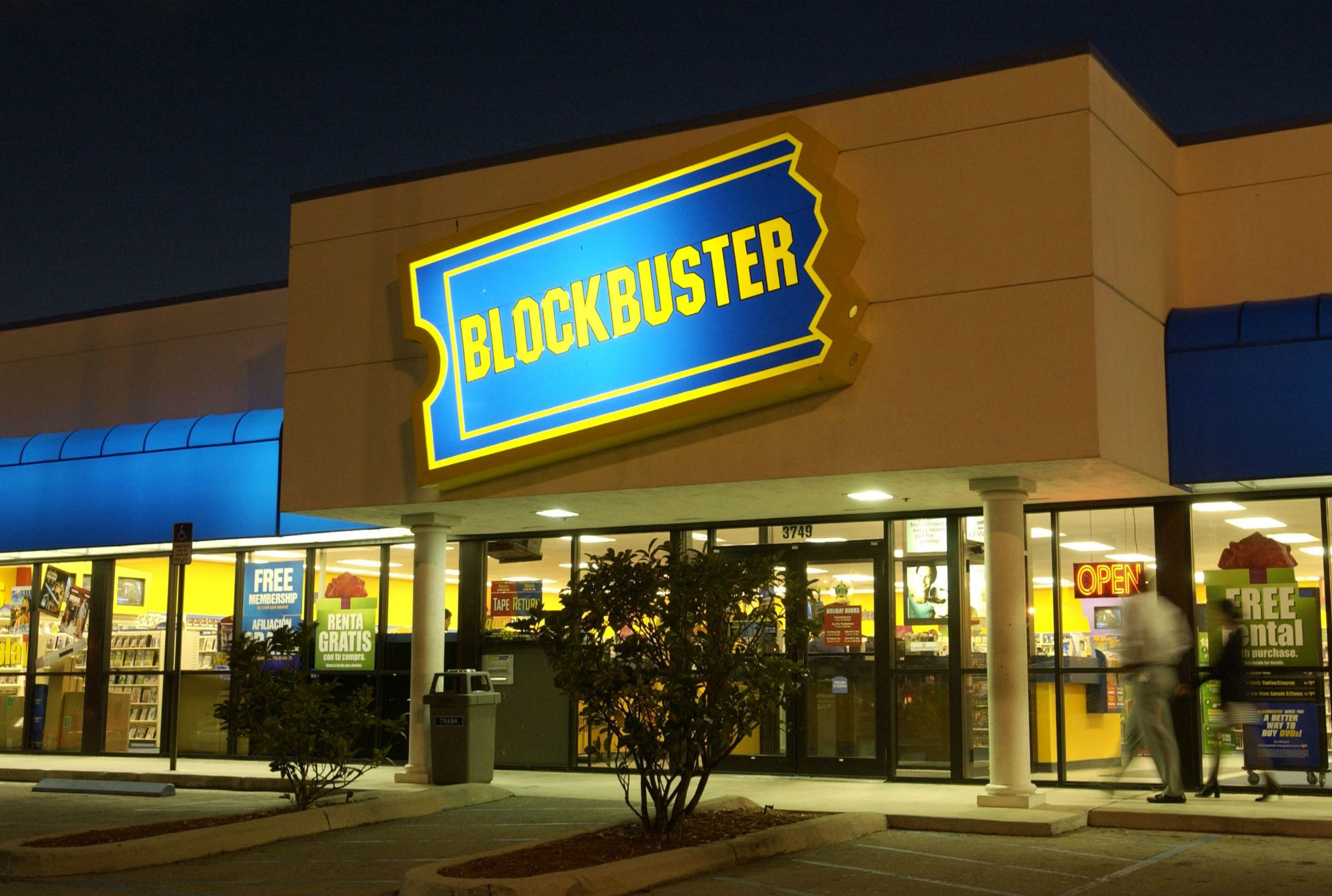 15 Fast-Forward Facts About Blockbuster Video | Mental Floss