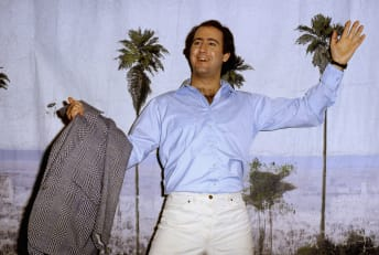 Andy Kaufman in 1981.
