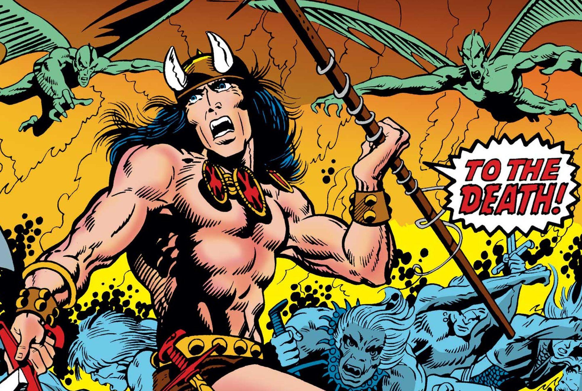 10 Facts About Robert E Howard S Conan The Barbarian Mental Floss