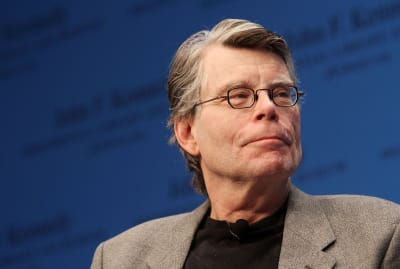 Stephen King in 2011.