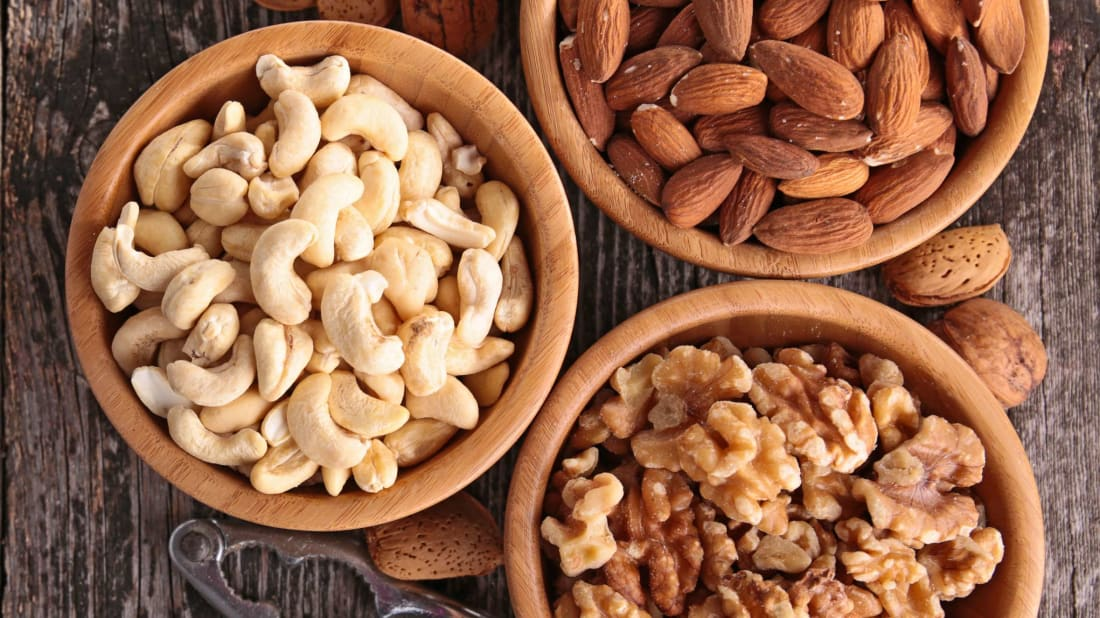 "None of these ""nuts"" are truly nuts."
