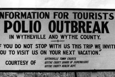 Reed Counts, Visit Wytheville