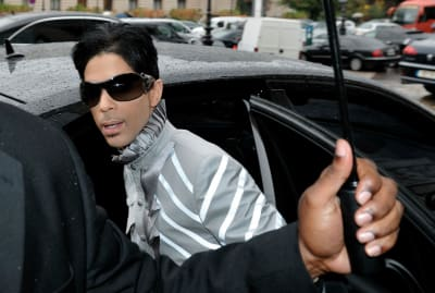 Just another manic Monday for Prince.