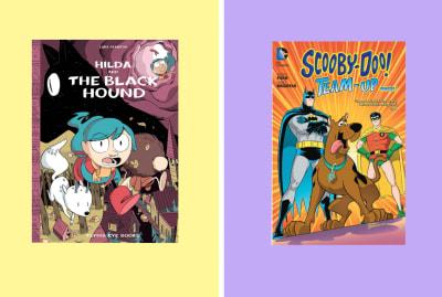 DC Comics/Fly Eye Books/Amazon
