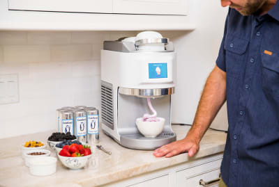 The ColdSnap will transform both your kitchen and your waistline.