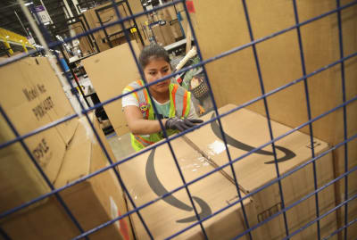 Amazon warehouse employees have some stories to tell.