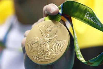 Some artists have won Olympic medals for making medals.