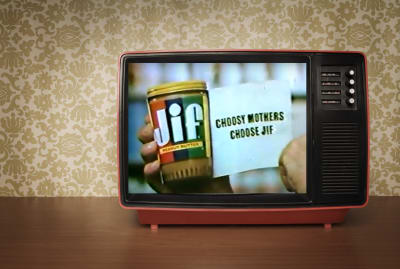 TV ads love to pit products against one another.