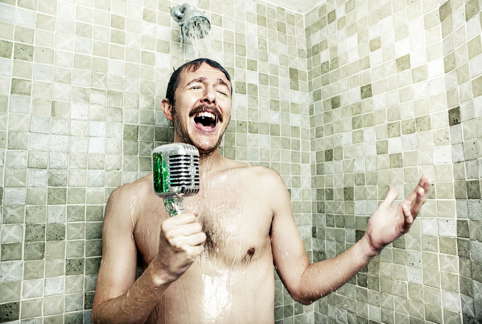 The Reason Why We Sing In The Shower Mental Floss
