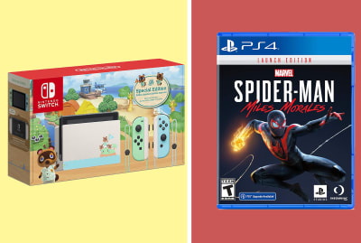 Nintendo/Insomniac/Amazon