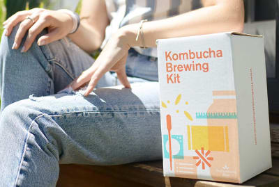 The Kombucha Shop/Amazon