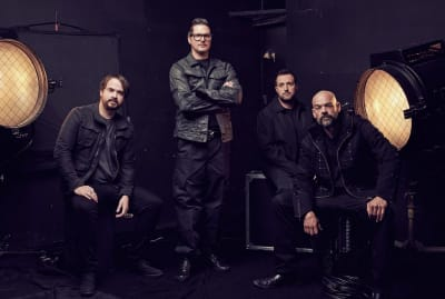 Zak Bagans and his Ghost Adventures team.