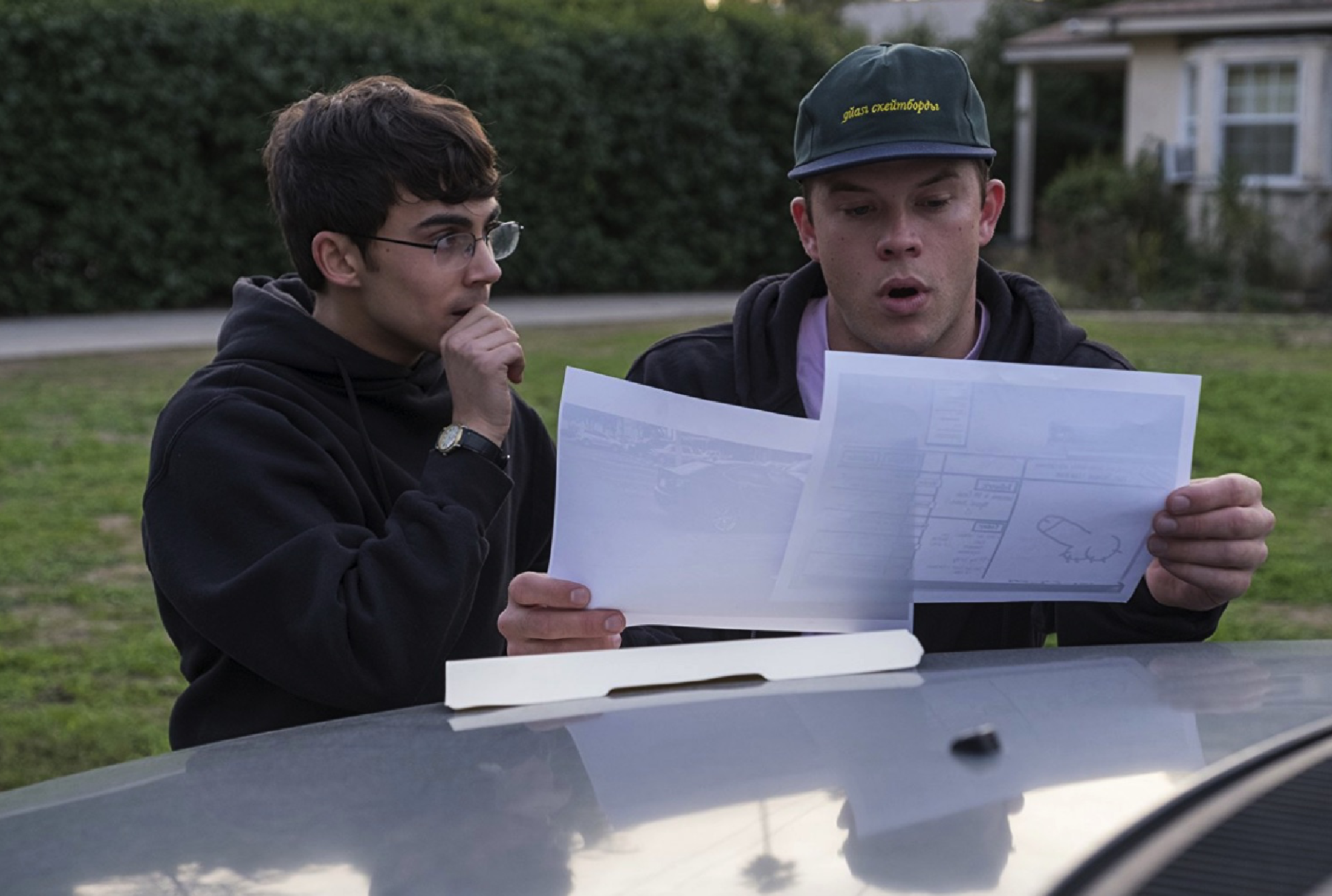 10 Things You Might Not Know About American Vandal | Mental Floss