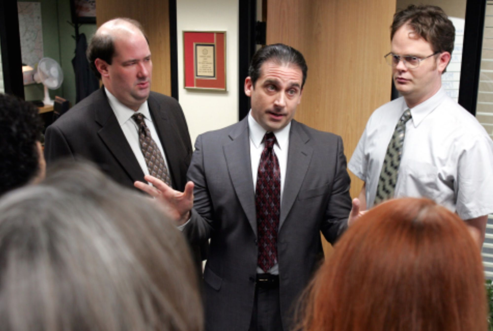 The Office Tv Show Facts Mental Floss