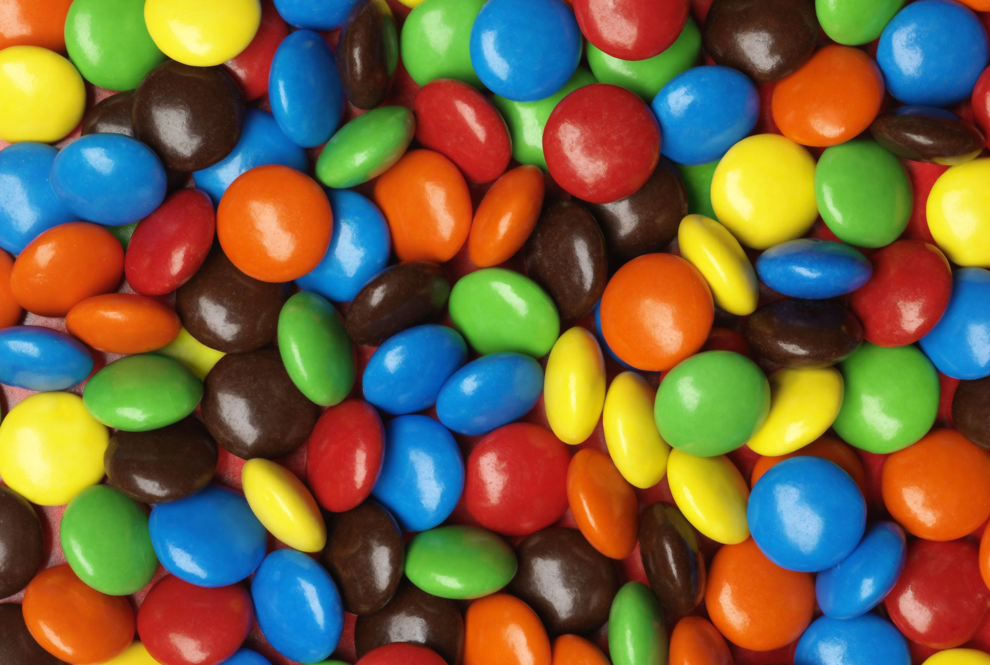 Hate Red M&M\'s? You Need a Candy Color-Sorting Machine | Mental Floss