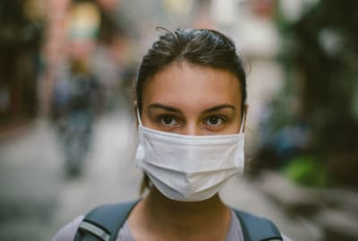 Face masks are not hazardous to your health.