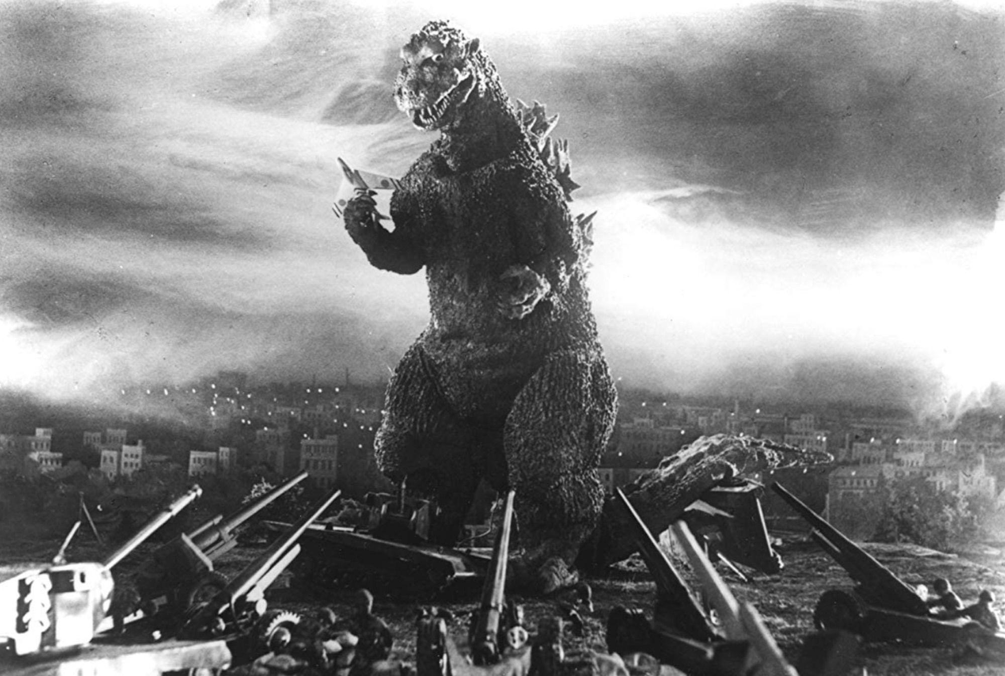 af9bc6f2a726 25 Fun Facts About Godzilla | Mental Floss