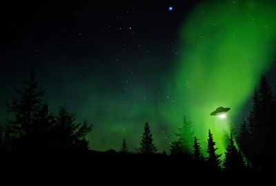With more free time as a result of the pandemic, people have been reporting more UFO sightings.