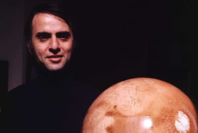 Carl Sagan wanted to be a galaxy far, far away from Star Wars.
