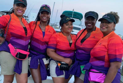 The Ebony Anglers are helping to redefine competitive fishing.
