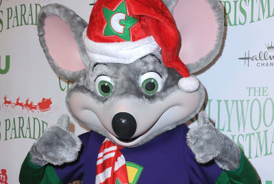 Chuck E. Cheese has seen darkness.