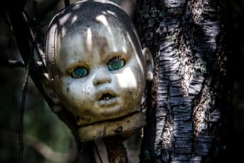 Creepy dolls, you say?