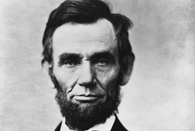Abraham Lincoln once penned a true crime tale.