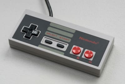 Hashimoto used the Nintendo controller to give game testers an advantage.