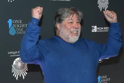 Steve Wozniak wants to make space garbage-free.